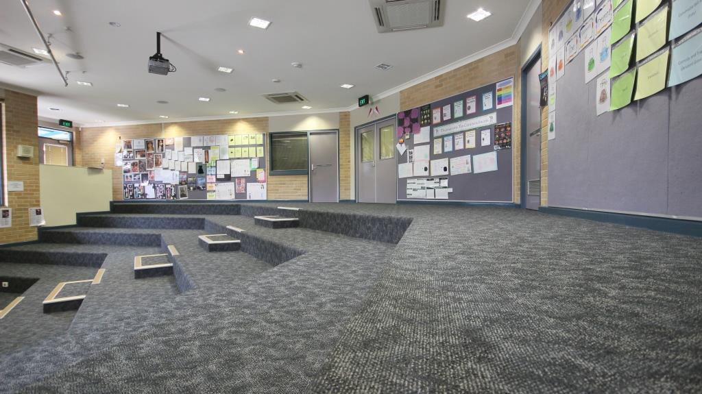 Wollondilly Anglican College  Intercraft Flooring Group