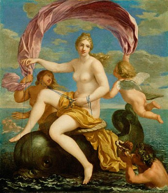 The Triumph of Galatea (Jacques Stella)