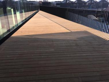 Terrassen Gent Dok Noord