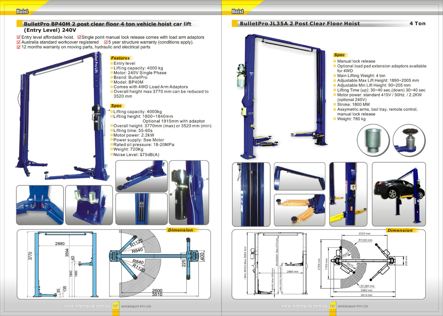car lift wiring diagram