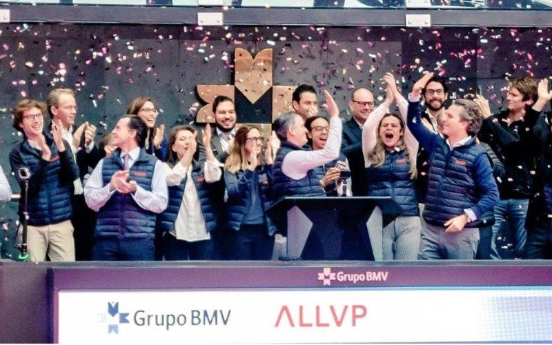 ALLVP y Grupo BMV