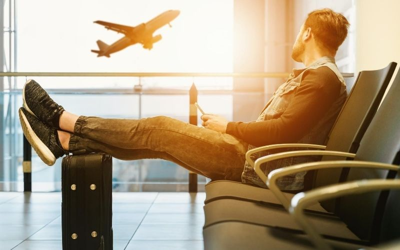 Se puede viajar a Estados Unidos por Avión