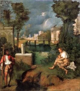 Tempestad Giorgione