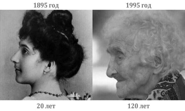 Samyj-staryj-chelovek-v-istorii-ZHanna-Kalman