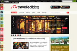 Travelled Blog