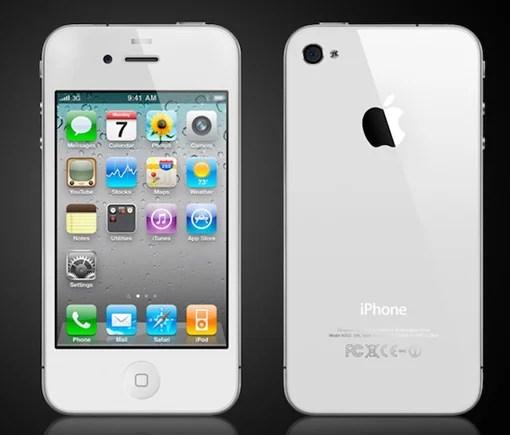 iPhone4ホワイトモデルは7月下旬発売。