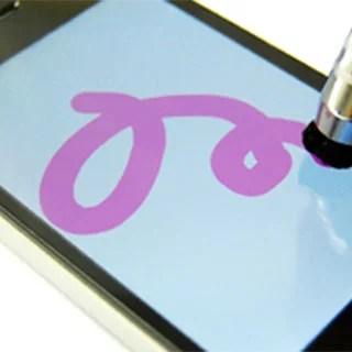 iPhone、iPad用のタッチペンを作ってみました