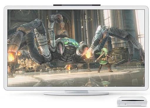 HD映像で遊ぶゼルダ、楽しみだね!