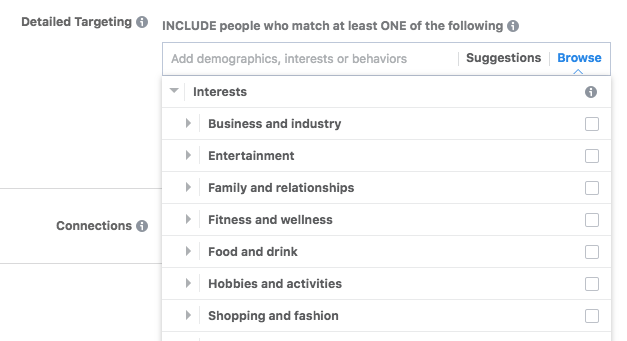 The Complete Facebook Interests List (2019