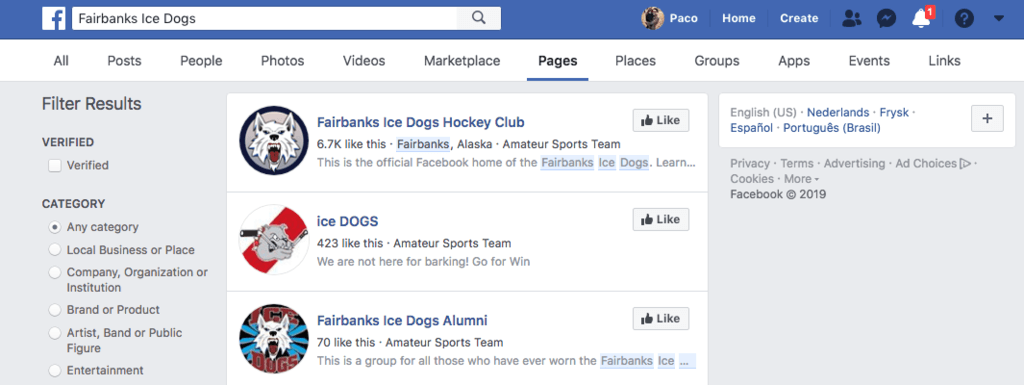 Find Hidden Facebook Interests for Your POD campaigns