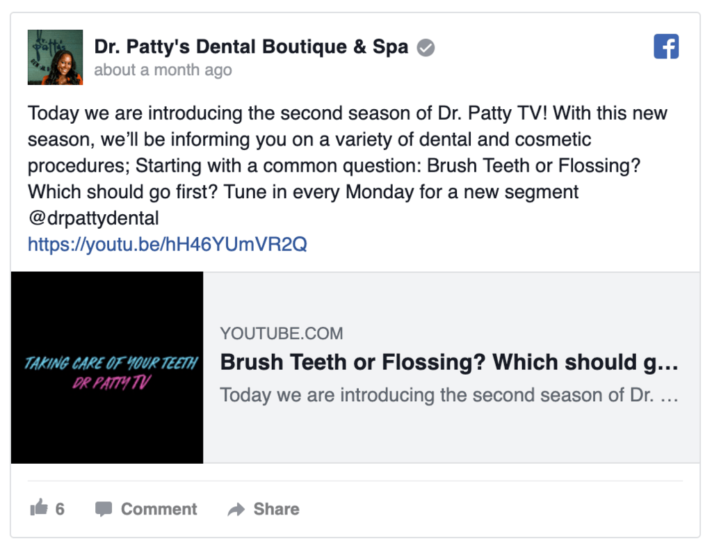 dr-patty-dental-facebook-ad