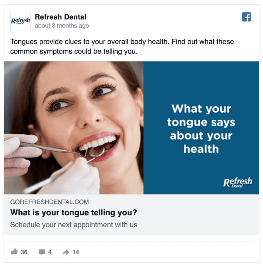 refresh-dental-facebook-ad-a