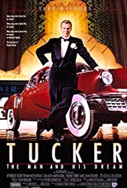Tucker: A Man and His Dream cover