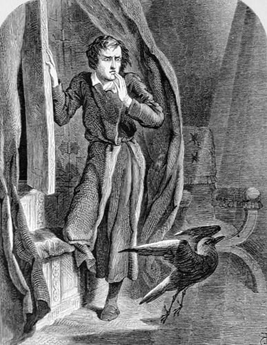 A Short Analysis Of Edgar Allan Poes The Raven