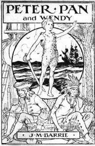 Peter Pan 1915 cover