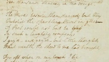 A Short Analysis of William Wordsworth's 'Lines Written in Early