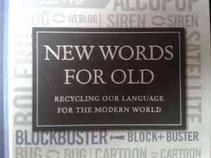 New Words for Old book cover