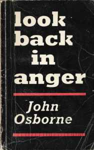 Look Back in Anger Osborne cover
