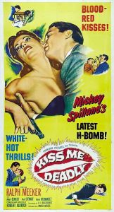 Kiss Me Deadly film poster