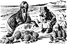 walrus-and-the-carpenter-tenniel-carroll