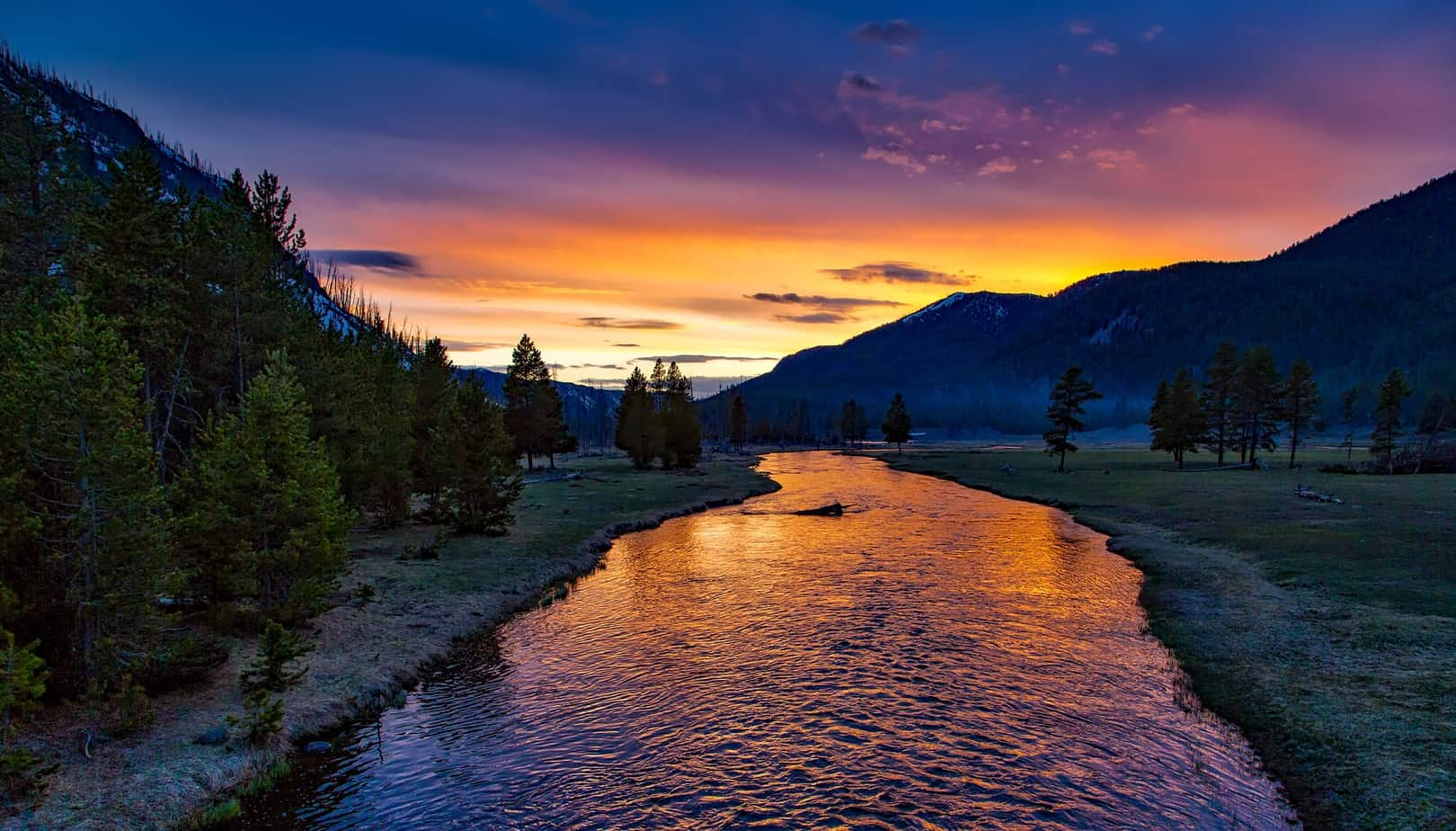10 of the Best Poems about Rivers and Streams – Interesting