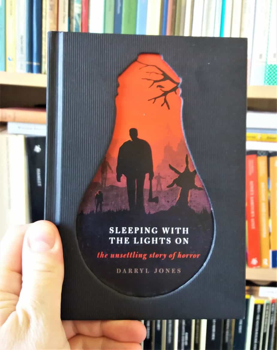 Horror Story: Darryl Jones's Sleeping with the Lights On