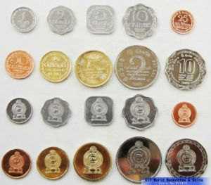 Sri Lankan Coins