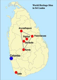 Sri Lankan Cultural Triangle