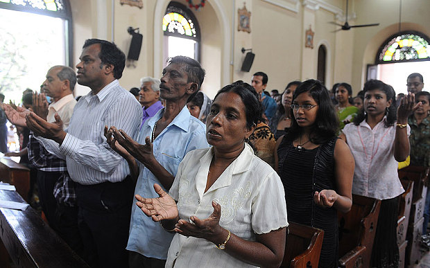 Sri Lankan Christians