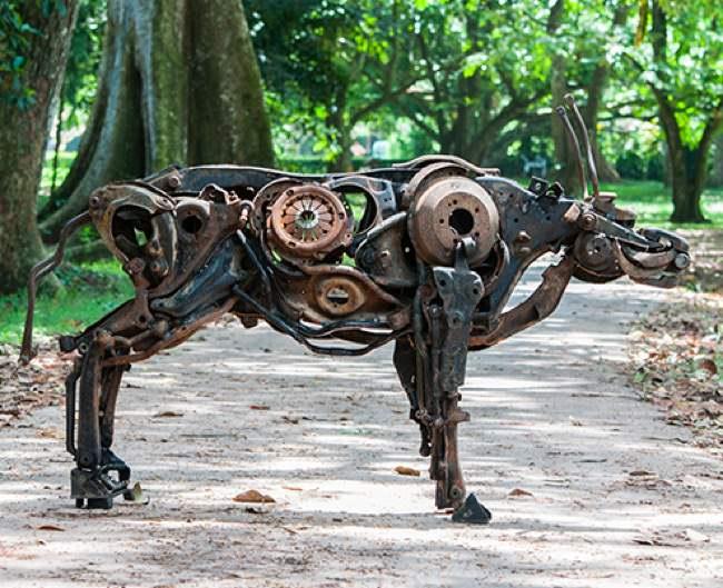 Modern Artwork in Sri Lanka