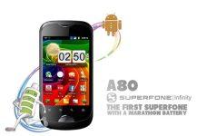 Micromax Superfone A80 Infinity Dual Sim Phone