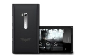 Nokia Lumia 800 The Dark Knight Rises limited Edition Launched For Rs. 24,999 in India