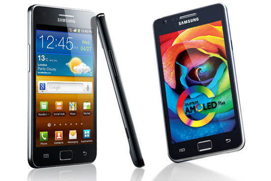 Samsung Galaxy S II Finally Gets The Android 4.0.4 Update