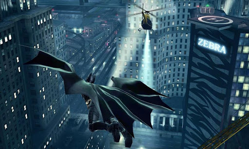 The Dark Knight Rises game Available For Download In Google Play