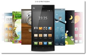 Xiaomi Mi3 launched in India for Rs 13,999 Pre Order Now
