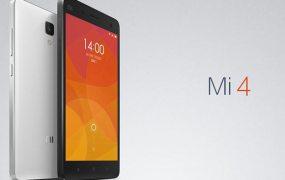 Xiaomi Mi4 Announced Officially