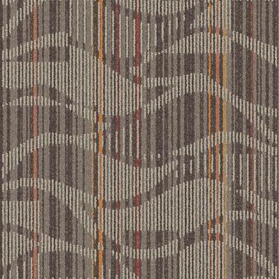 commercial carpet tile interface