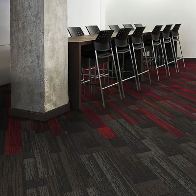 AE317 Summary  Commercial Carpet Tile  Interface