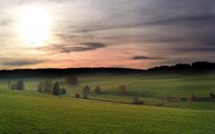 German Landscape wallpaper