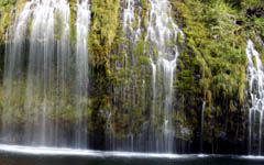 Mossbrae Falls 2 wallpaper