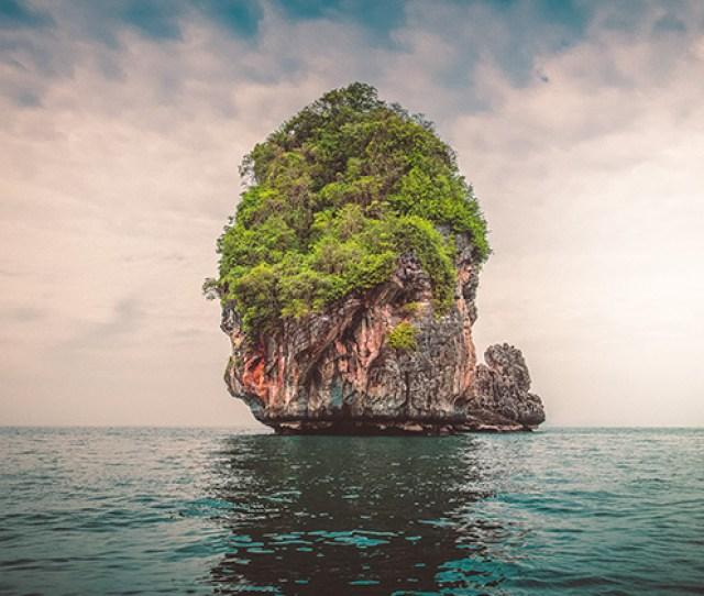 High Resolution Desktop Wallpaper Lonely Island By Alex Milkis