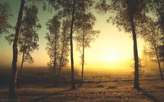 High-resolution desktop wallpaper Painted Land of Sun by rekfoto.se