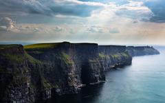 High-resolution desktop wallpaper The Cliffs by benisntfunny