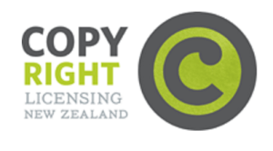 copyright licensing logo