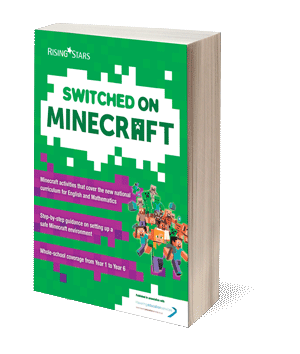 Switched on Minecraft