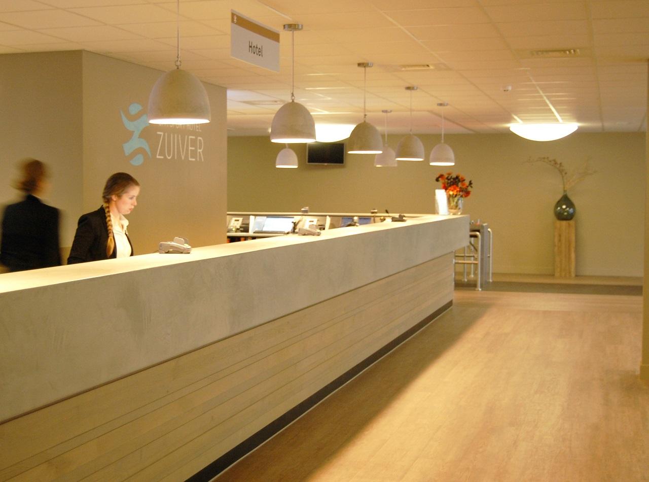 Inter Fact Interiors Bv Project Spa En Sport Hotel Zuiver