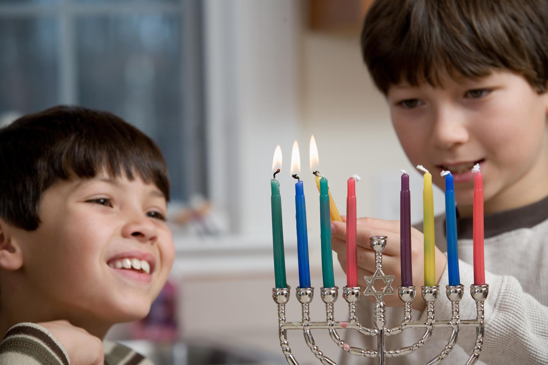 Symbols And Observances Of Hanukkah