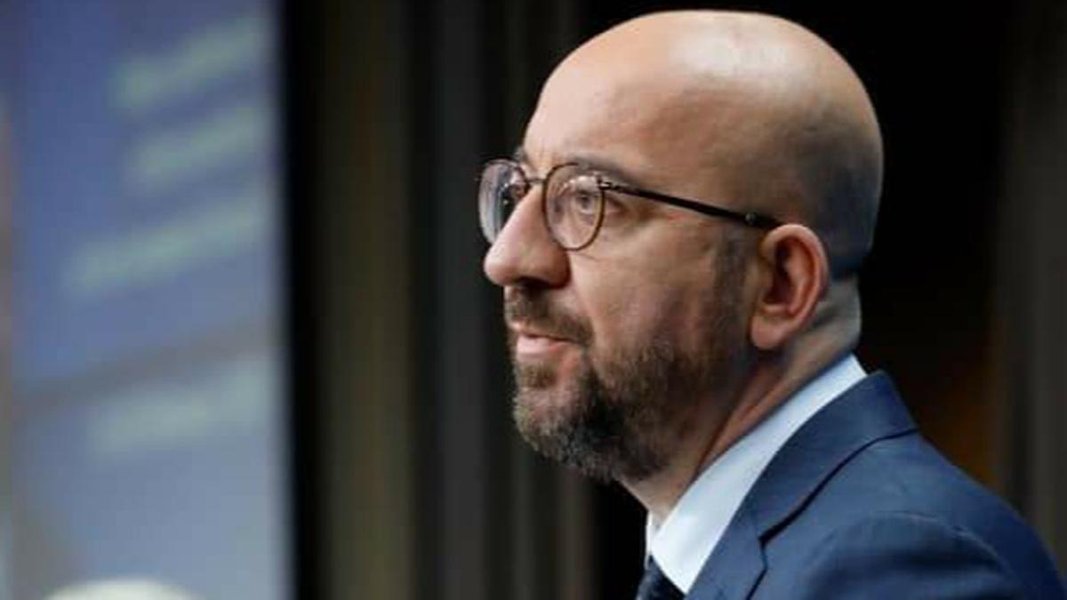 European Council President announces adoption of 'important decisions' regarding Russia after visiting Ukraine