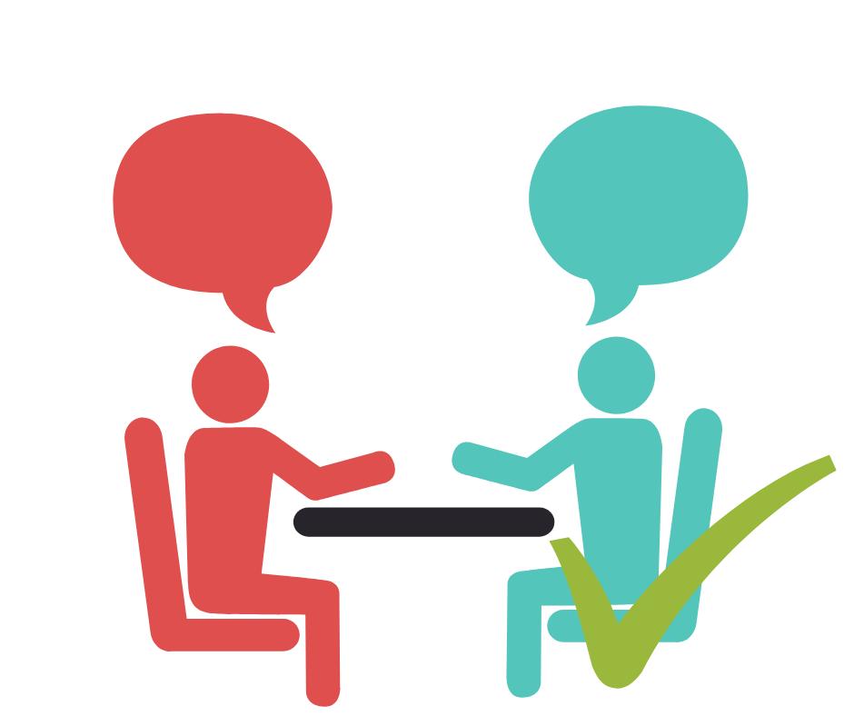 Beziehung am Ende - reden können