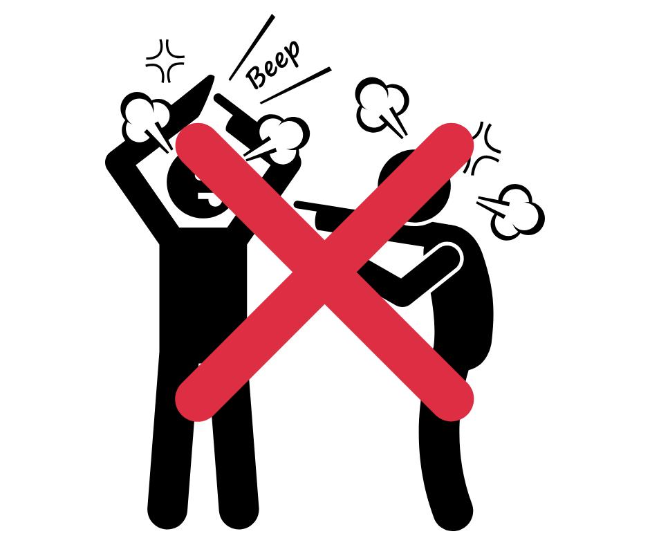 Streit - Beziehung am Ende